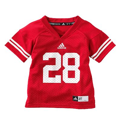 adidas Wisconsin Badgers Jersey - Toddler