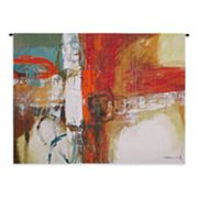 PCI Tangerine Tango Tapestry Wall Decor