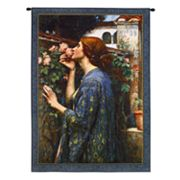 PCI The Soul of the Rose Tapestry Wall Decor