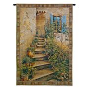 PCI Tuscan Villa II Tapestry Wall Decor