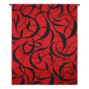 PCI Twists and Turns - Fireball Tapestry Wall Decor