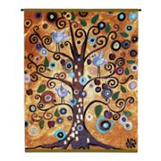PCI Tree of Life Tapestry Wall Decor