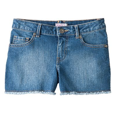 SO Denim Shorts - Girls 7-16