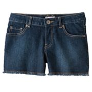 SO Denim Shorts - Girls Plus