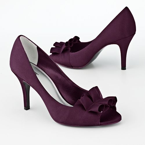 Apt. 9 Peep-Toe Dress Heels - Women $ 38.49