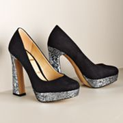 ELLE Platform High Heels - Women