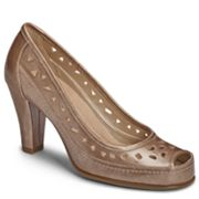 A2 by Aerosoles Benchanted Peep-Toe Dress Heels - Women
