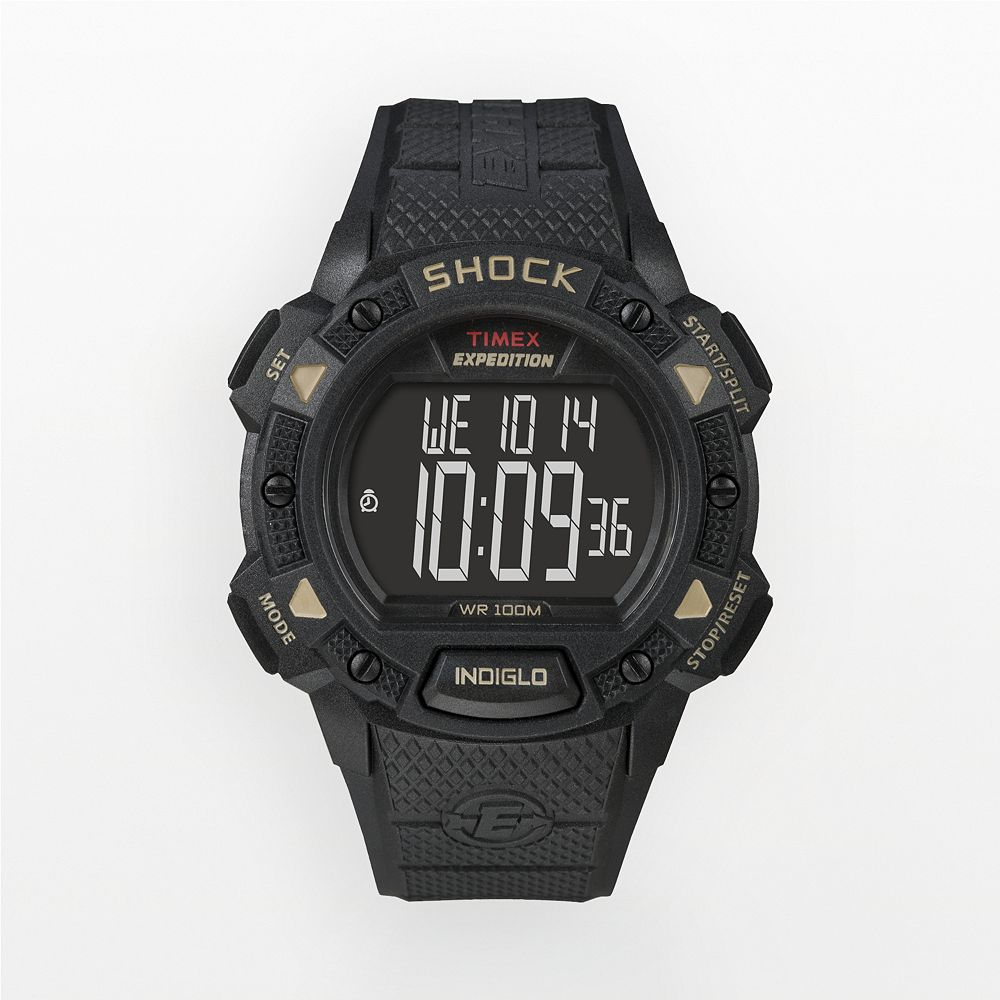 Timex® Men's Expedition Digital Chronograph Watch - T49896
