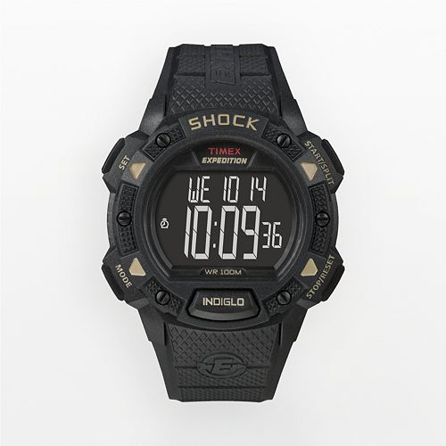 Timex Men's Expedition Digital Chronograph Watch - T49896