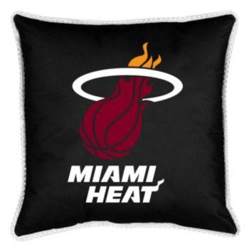 Miami Heat Decorative Pillow