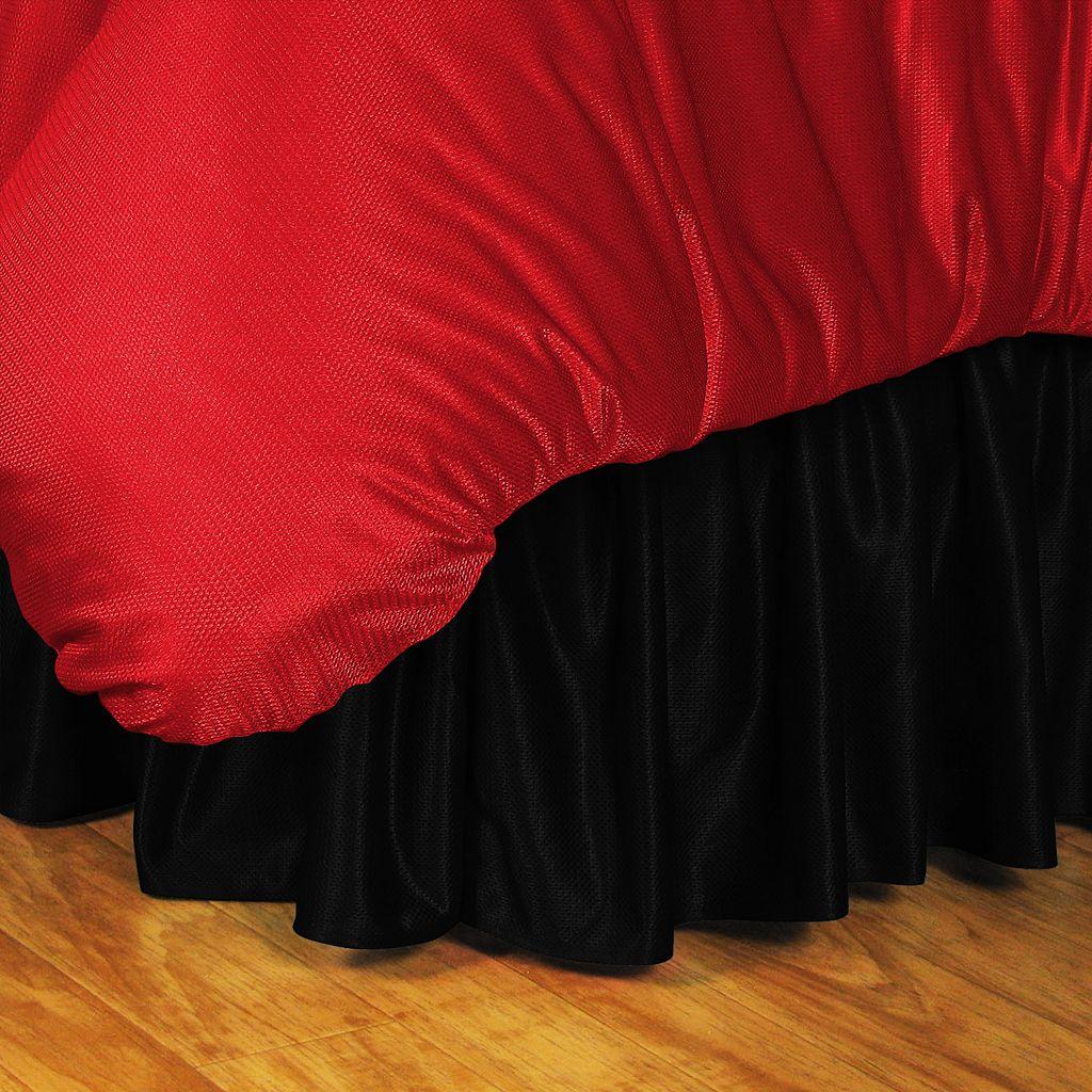 Miami Heat Bedskirt - Twin