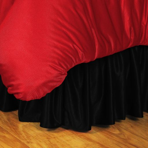 Miami Heat Bedskirt - Twin