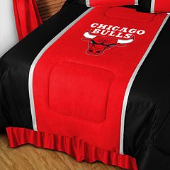 Chicago Bulls Comforter - Full/Queen