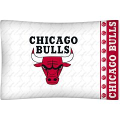 Chicago Bulls Standard Pillowcase