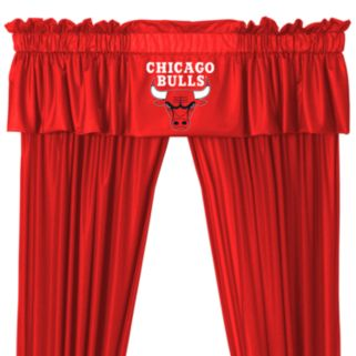 Chicago Bulls Valance - 14'' x 88''