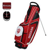 Team Effort Indiana Hoosiers Gridiron II Golf Bag