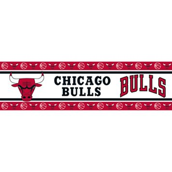 Chicago Bulls Wall Border