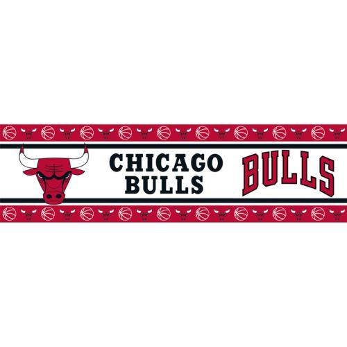 Chicago Bulls Wall Border