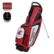 Team Effort Washington State Cougars Gridiron II Golf Bag