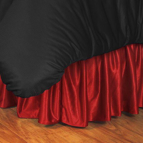 Chicago Bulls Bedskirt - Full