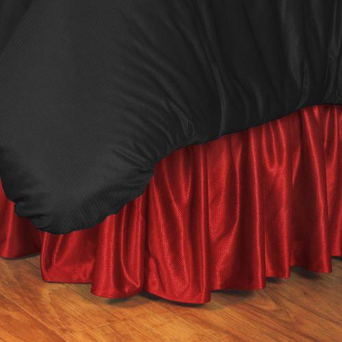 Chicago Bulls Bedskirt - Queen