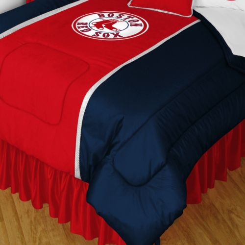 Boston Red Sox Comforter - Twin