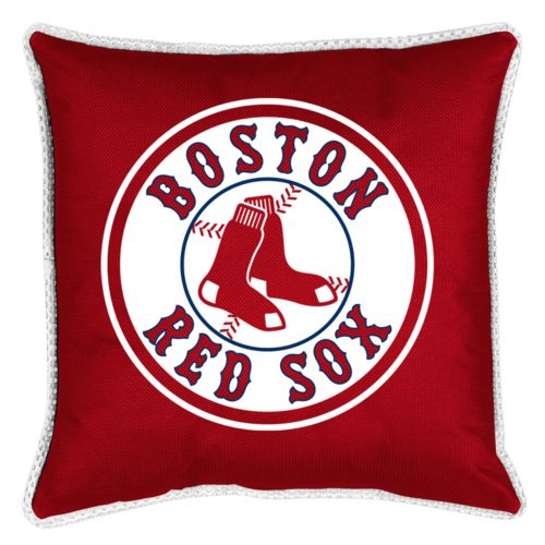 Boston Red Sox Decorative Pillow
