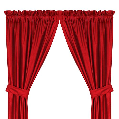 Boston Red Sox 1-Panel Drapes - 82'' x 63''