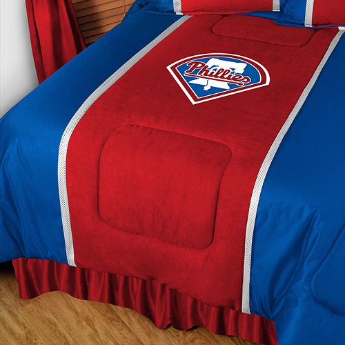 Philadelphia Phillies Bedskirt - Full