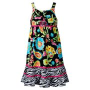 Emily West Emma Floral Sundress - Girls 7-12
