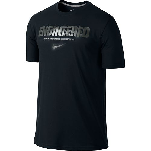 nike shirt engineered
