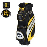 Team Effort Iowa Hawkeyes Bucket Cooler Cart Golf Bag