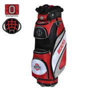 Team Effort Ohio State Buckeyes Bucket Cooler Cart Golf Bag