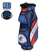 Team Effort Kansas Jayhawks Bucket Cooler Cart Golf Bag