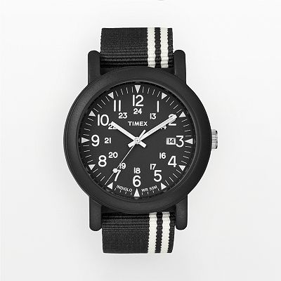 Timex Black Watch - T2N3309J - Men