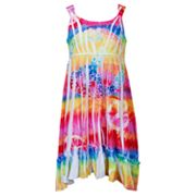 Emily West Peace Sign Sublimation Dress - Girls 7-16