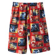Angry Birds Star Wars Galaxy Lounge Shorts - Boys 4-20