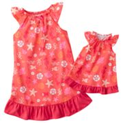 Jumping Beans Shell Nightgown - Toddler