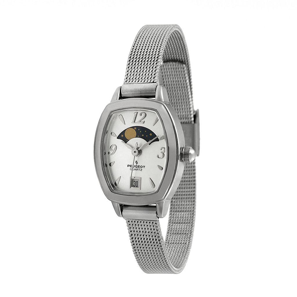 Peugeot Women's Moon Phase Watch - 712S