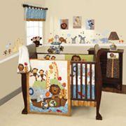 Lambs & Ivy S.S. Noah 5 pc Crib Set