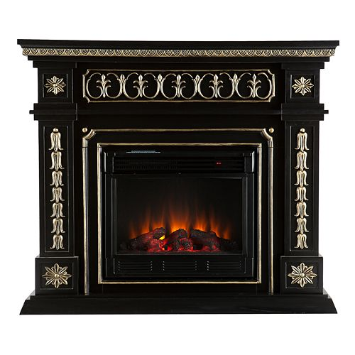 Spenser Electric Fireplace
