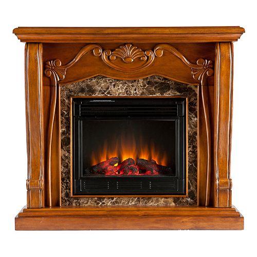 Auden Electric Fireplace