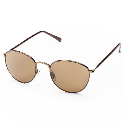 Dockers Round Retro Sunglasses