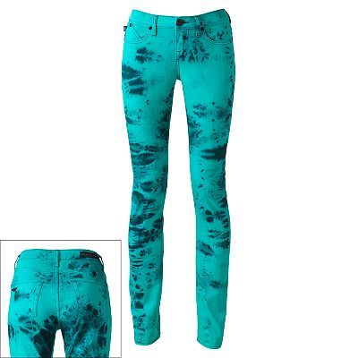 Rock and Republic Berlin Tie-Dye Skinny Jeans