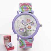 Hello Kitty Purple Expansion Watch - Women