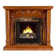 Auden Gel Fireplace