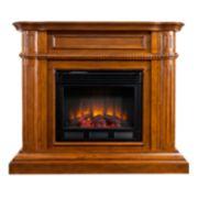 Byron Electric Fireplace