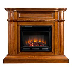 Byron Electric Fireplace