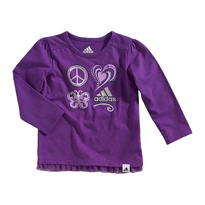 adidas Peace and Love Tee - Baby