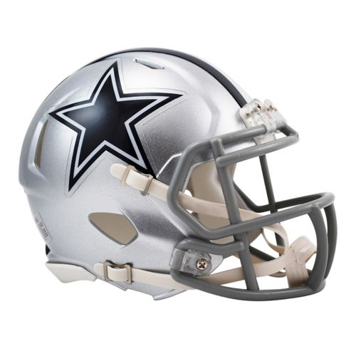 Riddell Dallas Cowboys Revolution Speed Mini Replica Helmet